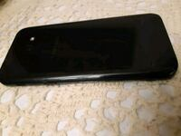 black Samsung Galaxy Android smartphone Montreal