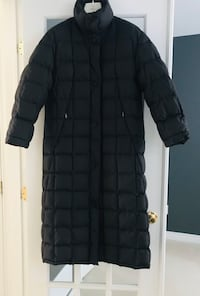 Geospirit long duvet straight cut coat, size 42(medium) Montréal, H1J
