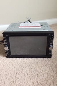 Dvd player head unit