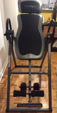 Black and gray inversion therapy table - Innovation  Toronto, M6H 2B1