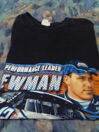 New Ryan Newman chase authentic racing shirt $5.00 Spartanburg, 29303