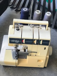 Elnita serger works might need a tune up  Brooksville, 34614