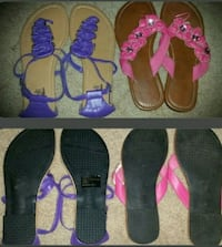 women's assorted footwear 1155 mi