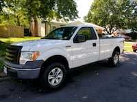 white ford two door pickup truck   Sterling, 20164