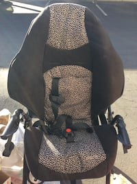 Baby's black and gray car seat carrier Las Vegas, 89123