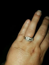 Stearling silver and diamonds  Warner Robins, 31088