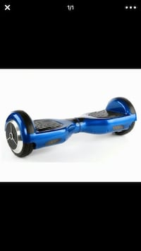 Blue and black smart balance wheel screenshot Los Angeles, 90042
