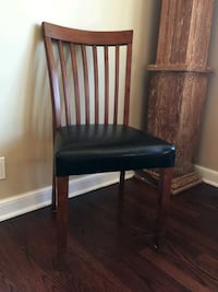 Dining room chairs - set of 10