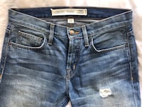 Asbury Park hand crafted denim - men's size 29 Vancouver, V6Z 3C2