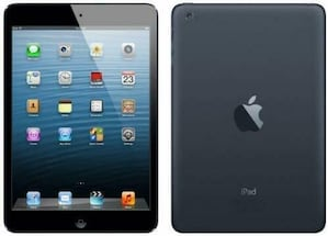 IPAD MINI 16 GB BLACK WITH SMARTCASE