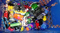 misc. toy car lot all for 10$ bin not included Thomasville, 17364