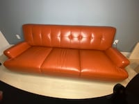 Genuine Leather Sofa Silver Spring, 20902