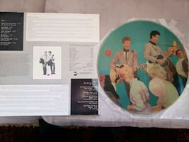 The Everly Brothers picture disc