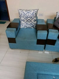 Sofa set with table Noida, 201301
