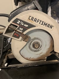 7 1/2 inch craftsman circular saw
