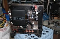 EIKI Model NT-1~16mm FILM MOVIE Sound PROJECTOR