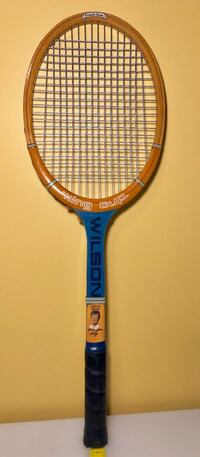 Collectible- Wilson King Cup BILLIE JEAN KING Strata Bow Tennis Racket Flowood, 39047