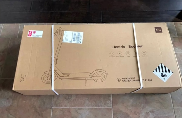 XIAOMI Mi 2018 M365 ELECTRIC SCOOTER NEW