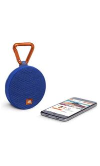 blue and black JBL portable speaker West Hollywood, 90069