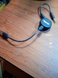 Tzumi Bluetooth,Its sound comes throughout your cars speakers.Very Clear 976 mi