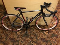 ROAD BIKE lightweight and alloy with accessories New Westminster, V3M 1V9