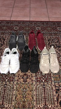 Adult 9.5 shoes