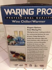 Waring Pro Professional Wine Chiller/Warmer District of Columbia