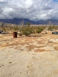 Borrego Springs Lot For Sale