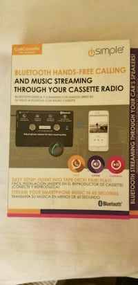 Bluetooth Music Streaming and Calling  Manassas, 20109