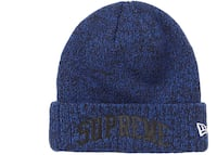 Supreme New Era Arc Logo Beanie Blue (Royal) Toronto