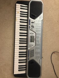 Casio CTK-491 - Casio Electric 61 Key Keyboard 100 Song Ashburn, 20147