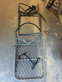 gray steel frame tree stand Montague, 07827