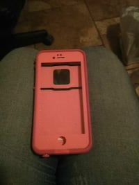 pink iPhone 6 case Rogers, 72756