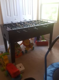 Used Black And Red Yuengling Foosball Table Screenshot For Sale In - Newcastle foosball table