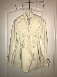 White Guess Peacoat Barrie, L4M 6Y4