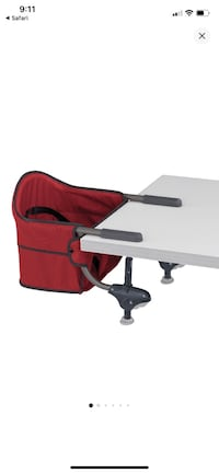 Chicco caddy hook chair