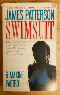 Swimsuit by James Patterson  North Brunswick Township, 08902