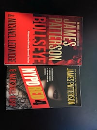 James Patterson books Peachtree Corners, 30092