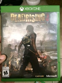 DEAD RISING 3 game for XBOX ONE Niagara-on-the-Lake, L0S 1T0