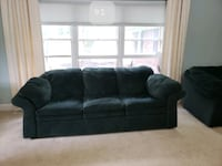 Couch set, very comfortable, price for set, will sell as pieces too.