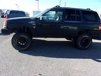Jeep-Grand Cherokee-1995 TUCSON