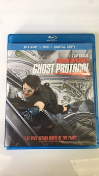 mission impossible bluray  Omaha, 68104