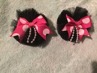 Minnie Mouse hair bows  Fort Worth, 76179
