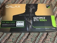 Galax Geforce gtx 1050ti Bursa