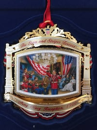 The White House Historical Association Christmas Ornament 2010 (MINT C Alexandria, 22303