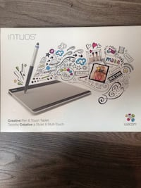 Intuos Touch Tablet Coquitlam, V3C