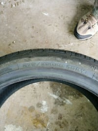 Tires for sale brand new never used only have two. Rocky Point, 11778