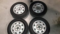 Honda wheels Pickering, L1W
