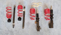 Raceland Coilovers for 2013+ Mazda 3 TORONTO
