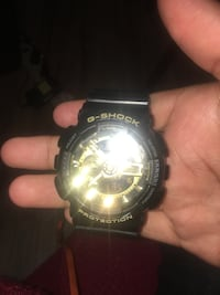G shock (gold and black) San Diego, 92102